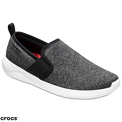 Crocs 卡駱馳 (男鞋) LiteRide男士便鞋 205170-066
