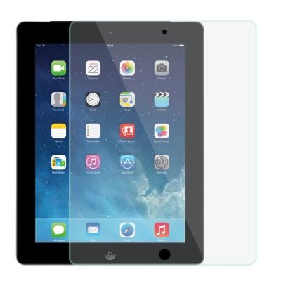 iPad 5/air/air2專用 9H高清超薄鋼化玻璃保護膜(0.3弧面)