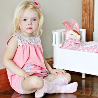 Oobi 粉紅燈心絨口袋背心洋裝兩件組
