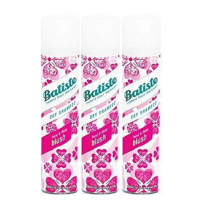 *Batiste 秀髮乾洗噴劑 淡雅花香200mlx3入