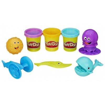 PlayDoh 培樂多 - 海底世界遊戲組+補充罐