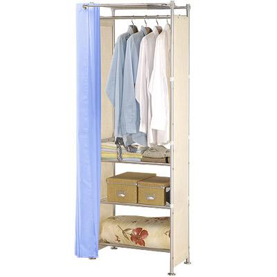巴塞隆納-W 4 型 60 公分衣櫥架