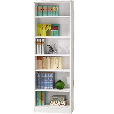 夢想家-威尼斯2尺六格鏡面PU書櫃