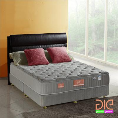 aie-涼感紗-乳膠-透氣二線蜂巢獨立筒-爵邑床組-奢華型-雙人加大6尺