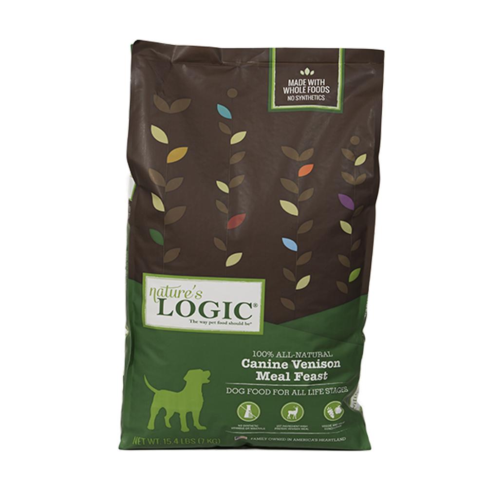 Natures Logic自然邏輯低敏天然糧全犬鹿肉配方4.4磅