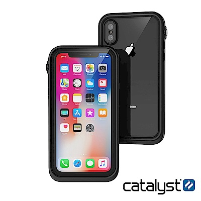 CATALYST for iPhone X 完美四防合一保護殼