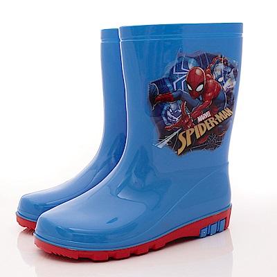 蜘蛛人童鞋 止滑雨鞋款 LEI9406 藍 (中小童段)