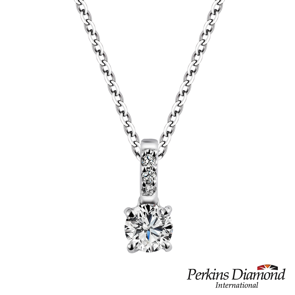 PERKINS 伯金仕  Anne系列 0.30克拉鑽石項鍊