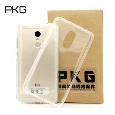 PKG 小米NOTE2 超透360空壓氣墊保護殼