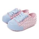 MINI MELISSA豆豆鞋-粉紅/粉藍