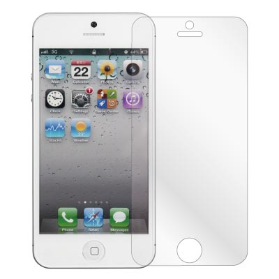 ZIYA IPHONE 5/5S/SE 抗反射(霧面/防指紋)螢幕保護貼