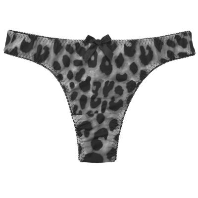 aimerfeel-豹紋丁字褲