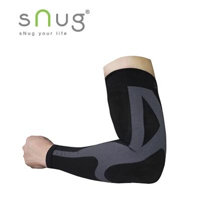 SNUG運動壓縮系列 健康運動壓縮袖套 S/M/L