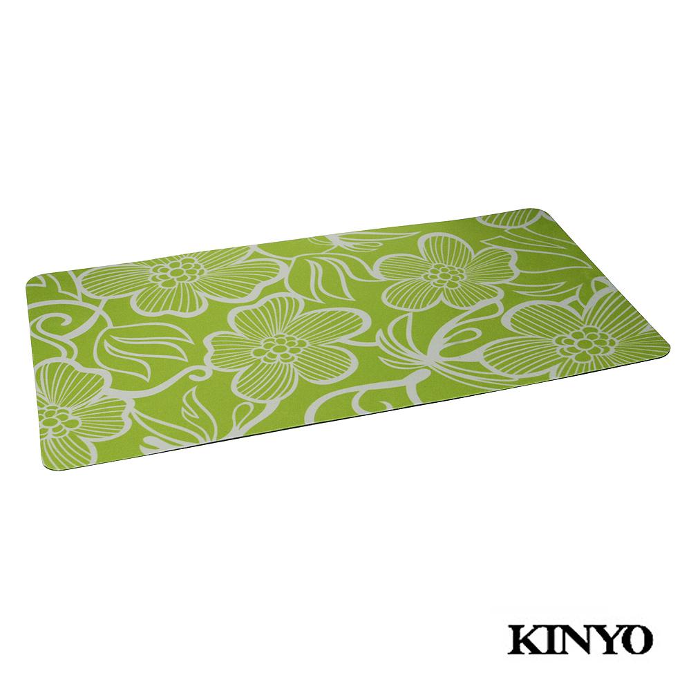 【KINYO】三合一螢幕保護滑鼠墊 (MP-233)