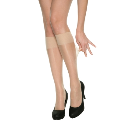 法國DIM-Beauty-Resist-超耐穿-系列OL及膝絲襪20D-膚