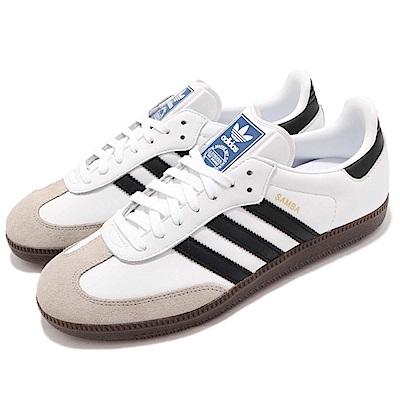 adidas 休閒鞋 Samba OG 男鞋 女鞋