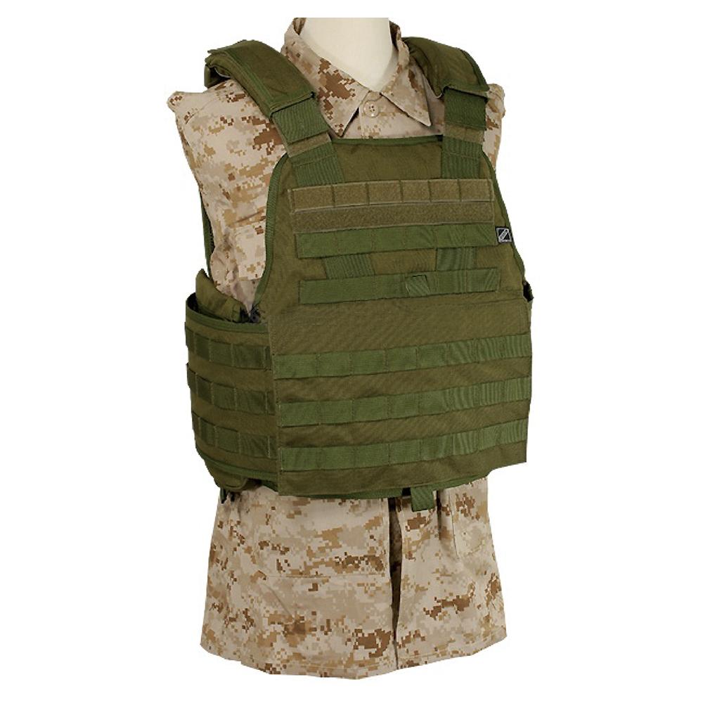J-TECH 神盾-IV 戰術抗彈插板背心