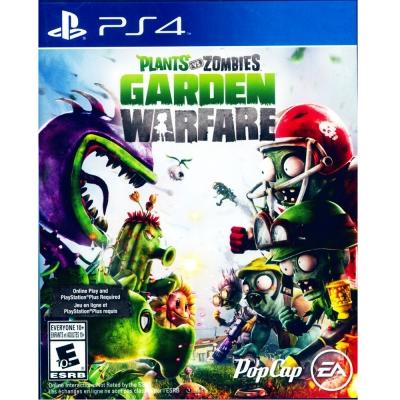 植物大戰殭屍:花園戰爭Plants vs. Zombies: Garden-PS4英文美版