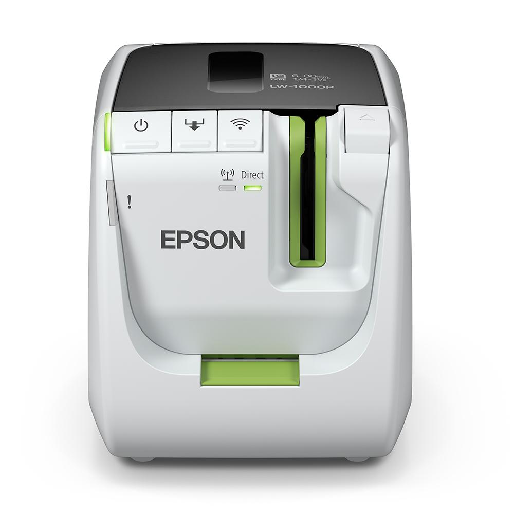 EPSON LW-1000P 高速網路條碼標籤機
