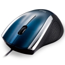 E-books M7高感度1600dpi鐳射滑鼠-寶藍