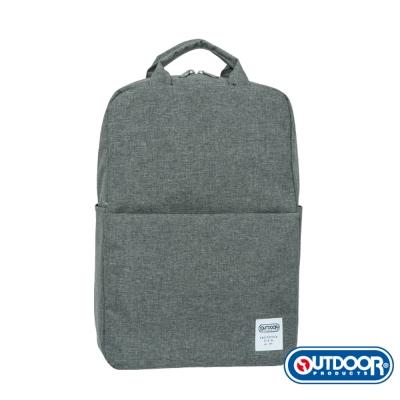 OUTDOOR- 極簡生活2.0系列-後背包-雪白石灰墨-OD49955GES