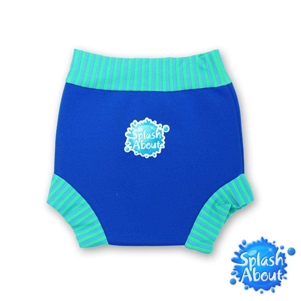 Splash About 潑寶 游泳尿布褲 - 寶藍 / 珊瑚綠