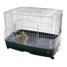 Marukan 可上開抽屜式兔籠MR-305