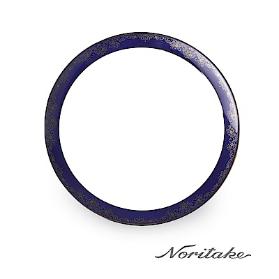 Noritake 藍色樂章點心盤14CM