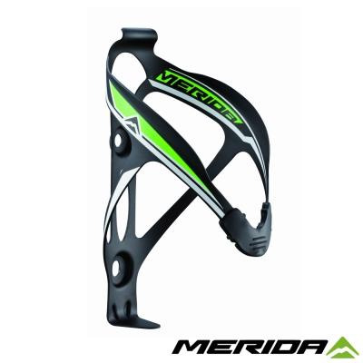 《MERIDA》美利達水壼托架2124002620 黑/綠/白