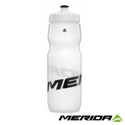 《MERIDA》美利達 臺灣製-自行車水壺 800cc 透明/黑 2123003369