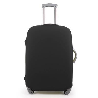 PUSH! 旅遊用品行李箱登機箱彈力保護套防塵套24寸