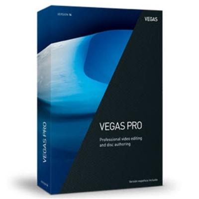 Vegas Pro 14 (影音編輯) 單機版 (下載)