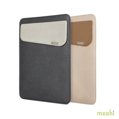 Moshi Muse 13吋防傾倒皮革內袋