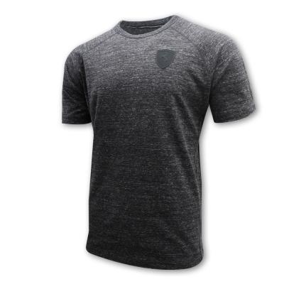 PUMA-男性法拉利經典系列小盾牌短袖T恤-暗月黑-歐規