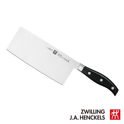 """德國雙人 TWIN Pro 中式片刀 7"""""""
