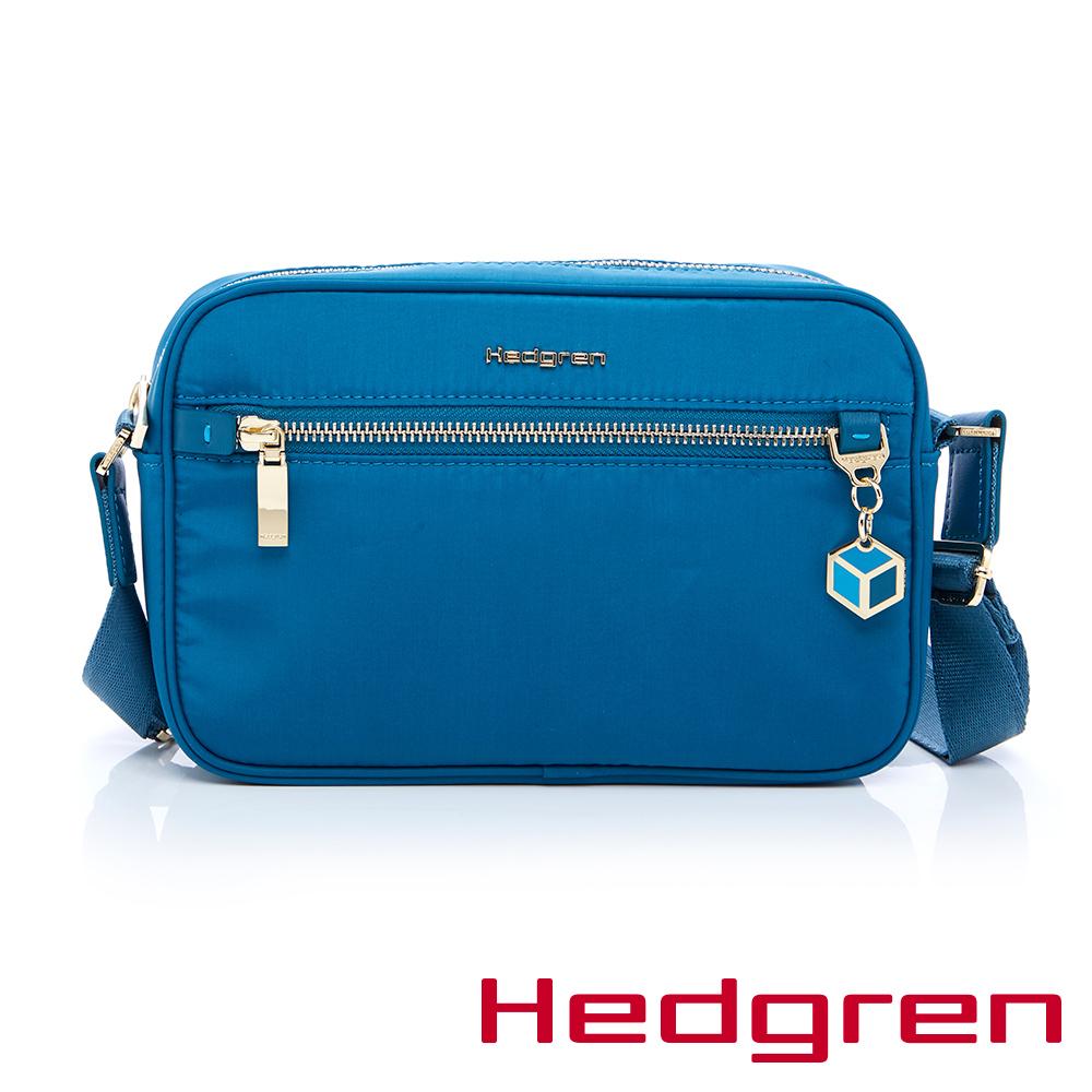 Hedgren-魅力系列-側背包-海洋藍色