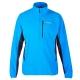【Berghaus貝豪斯】男款 PRISM 刷毛保暖半襟上衣H51M05-藍 product thumbnail 1