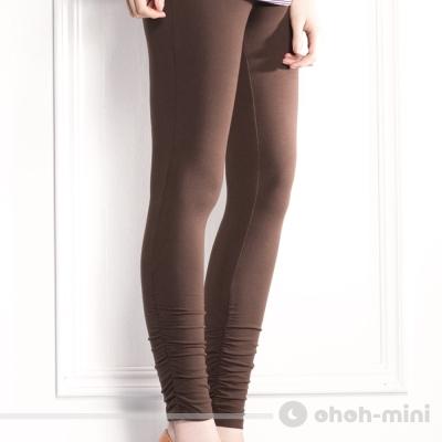 ohoh-mini孕婦裝 長腿姐姐百搭彈性窄管孕婦褲