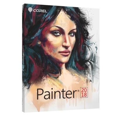 Painter 2018 完整版盒裝(中/英)
