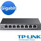 TP-Link TL-SG108E 8埠 Gigabit簡易智慧型網路交換器
