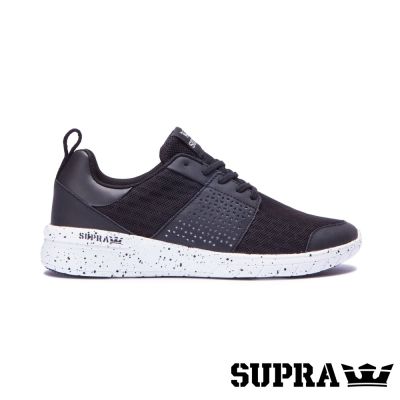 SUPRA Scissor系列男鞋-黑/白
