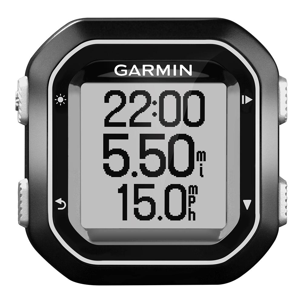 GARMIN Edge 25 輕巧行動連網自行車記錄器
