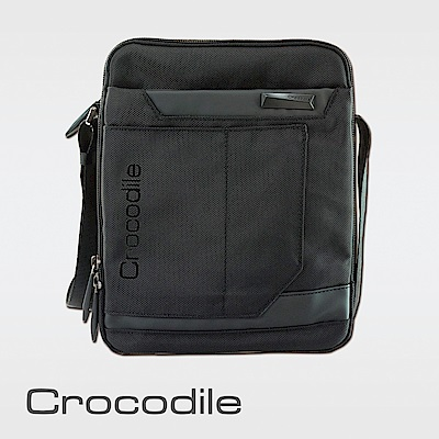 Crocodile Biz 3.0 系列直式斜背包(S)0104-07804