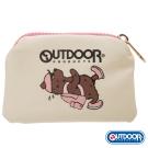 OUTDOOR-有BEAR而來系列-跑步熊零錢包-粉 ODS162D301PK