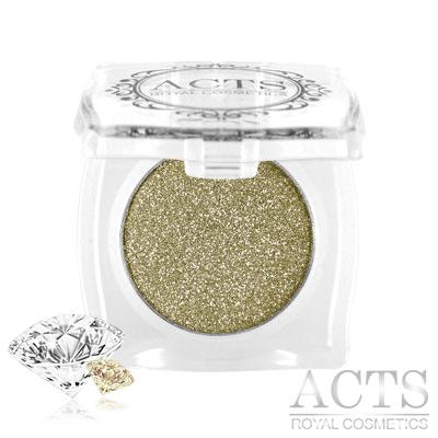 ACTS維詩彩妝 魔幻鑽石光眼影 橄欖晶鑽D320