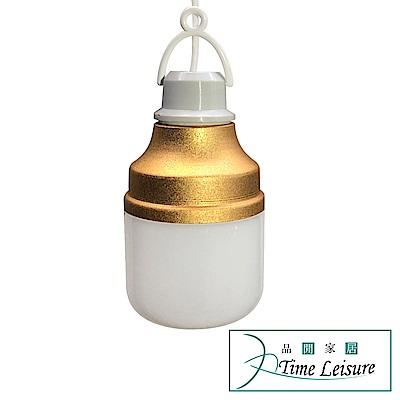 戶外露營 USB 便攜式LED 驅蚊照明燈 小夜燈  黃光
