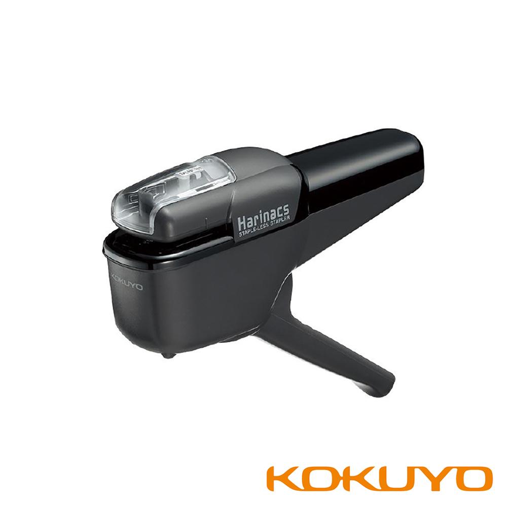 KOKUYO 無針訂書機10枚紙用-黑