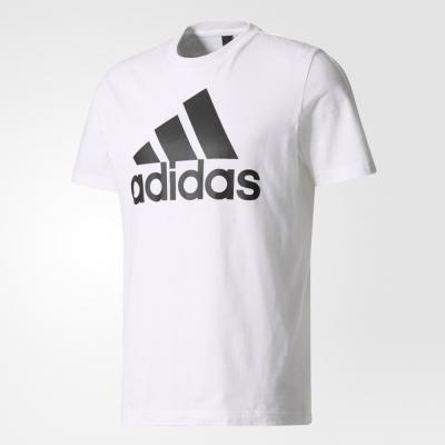 adidas ESSENTIALS 男 短袖上衣 CD4863