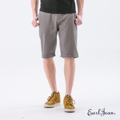 Earl Jean-休閒卡其短褲