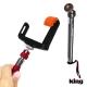【King】mini-5  五節式小型自拍棒-買就送L夾固定器
